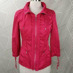 White House Black Market size 6 Ruffle jacket